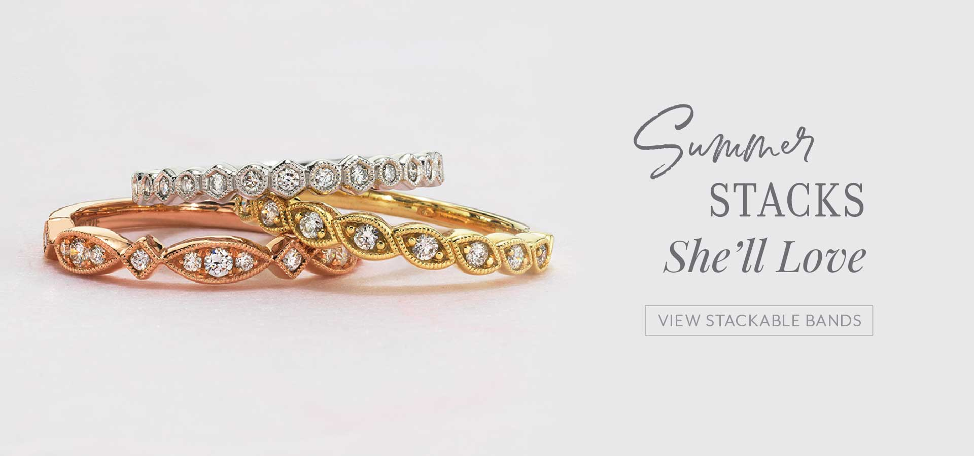 Diamond Engagement Rings | Sylvie Collection