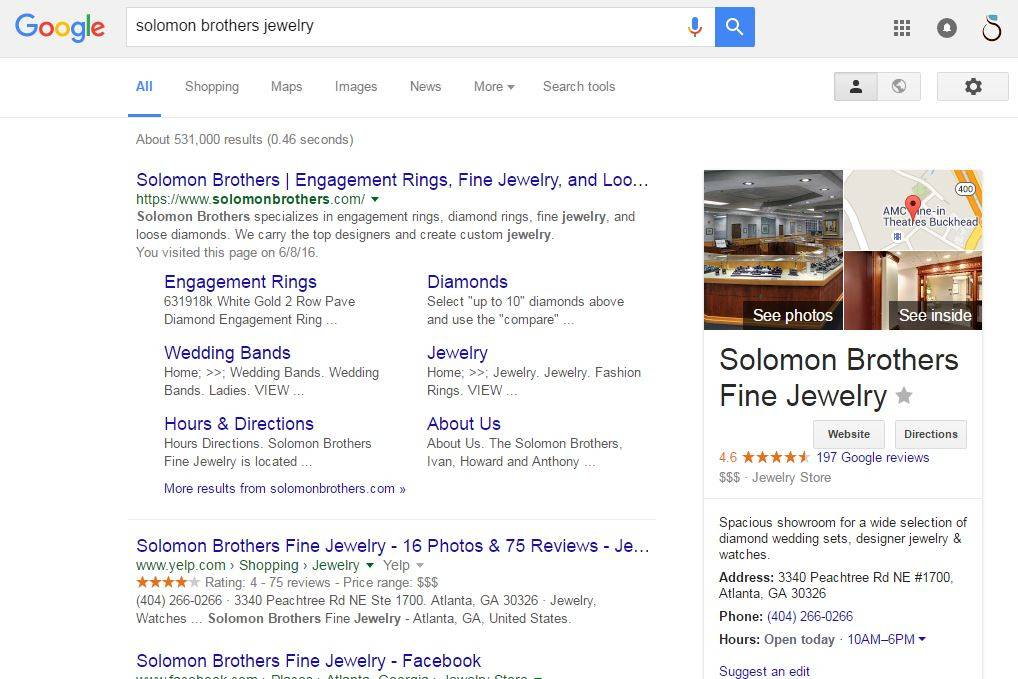 The Importance of Google See Inside Photography for Jewelers