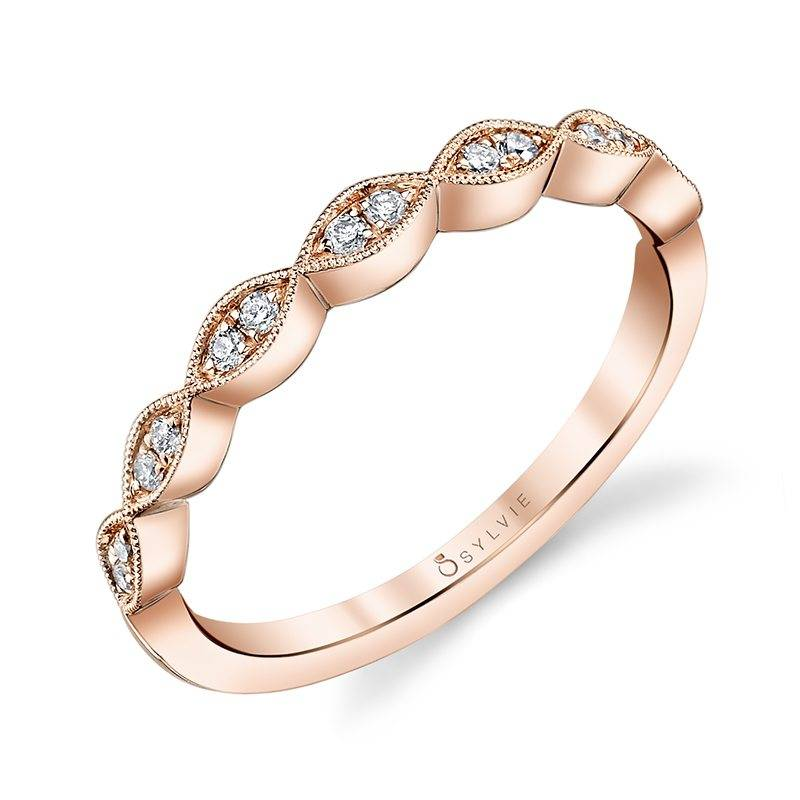 Stackable Wedding Bands and Rings