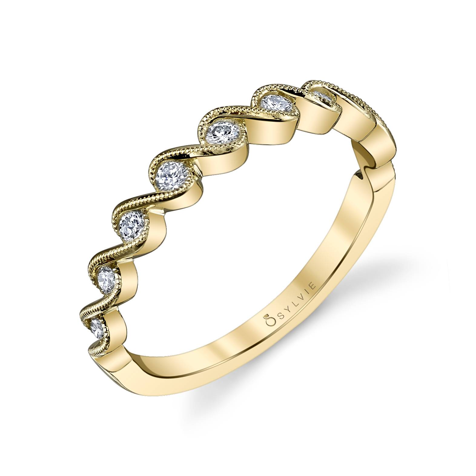 Yellow Gold Wedding Bands And Wedding Rings