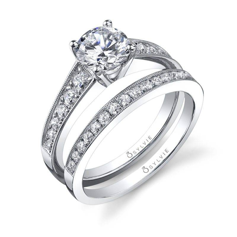 Lacee - Round Solitaire Engagement Ring
