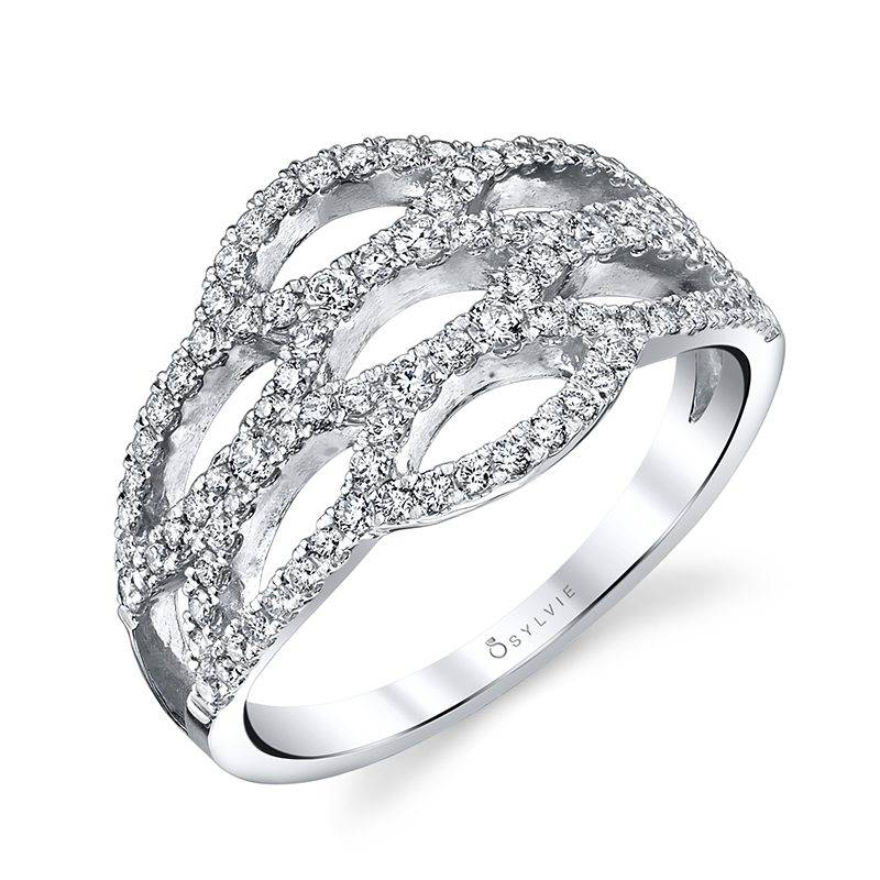 Diamond Marquise Fashion Ring