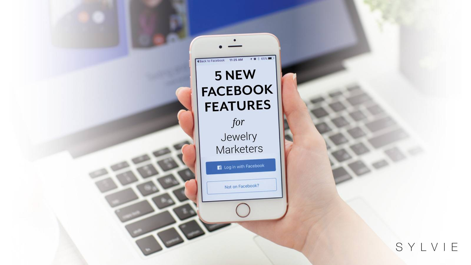 5 New Facebook Features Jewelry Marketers Should Use