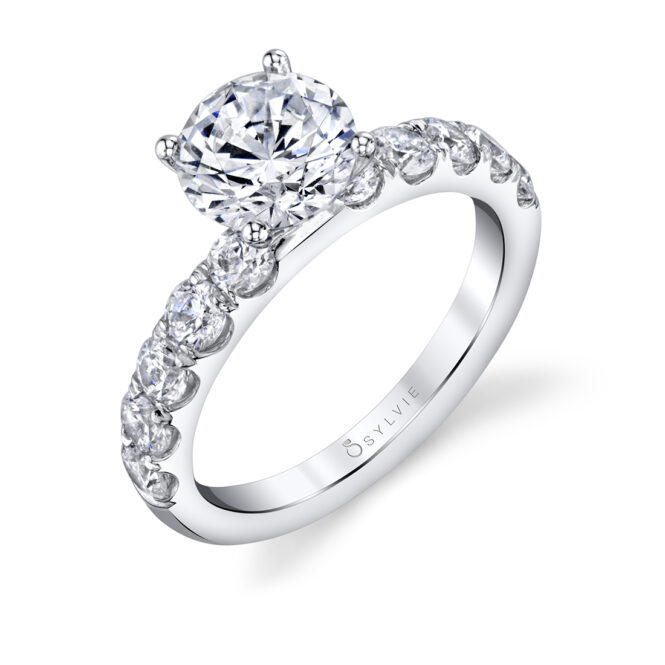 Solitaire Engagement Ring SBUP10-0140