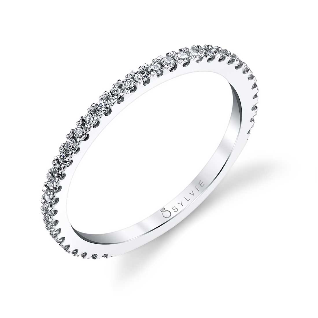 Profile Image of a Cushion Cut Engagement Ring with Halo