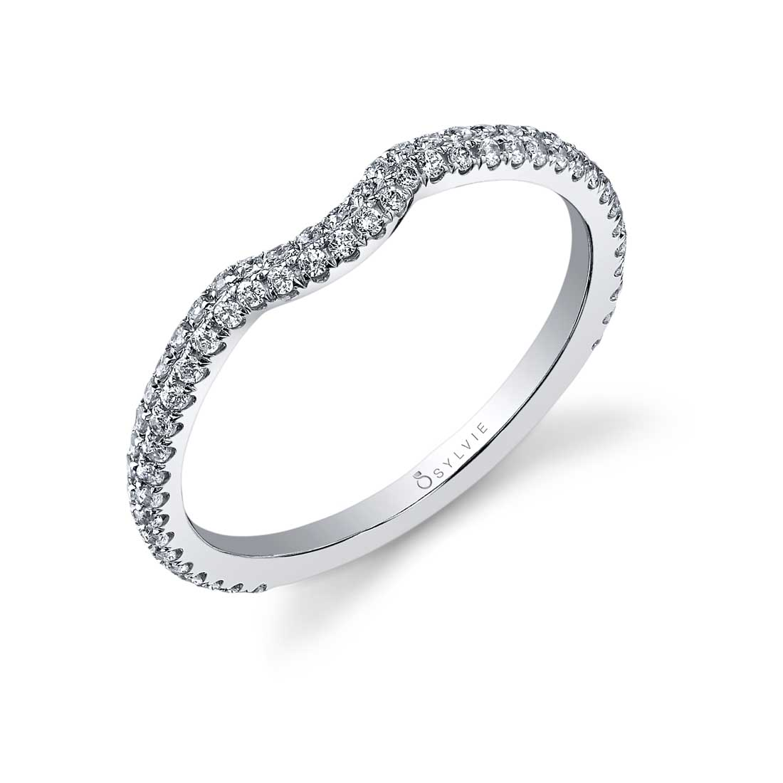Profile Image of an Oval Shaped East West Halo Engagement Ring