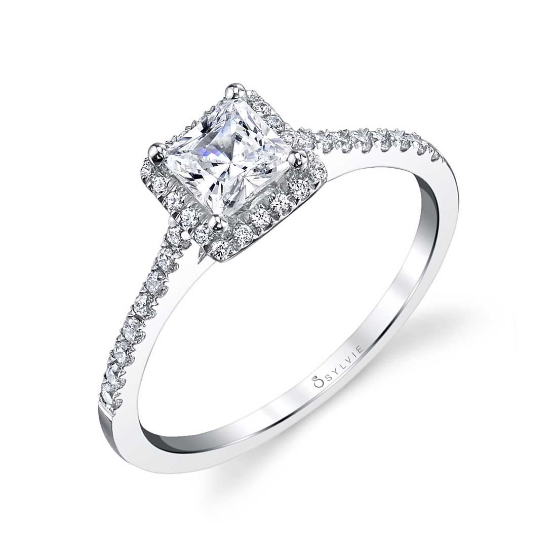Oval Engagement Ring Profile