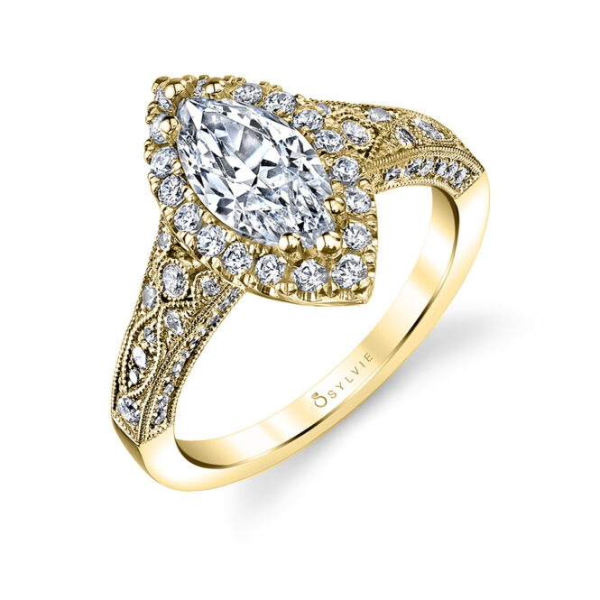 marquise engagement ring lvie