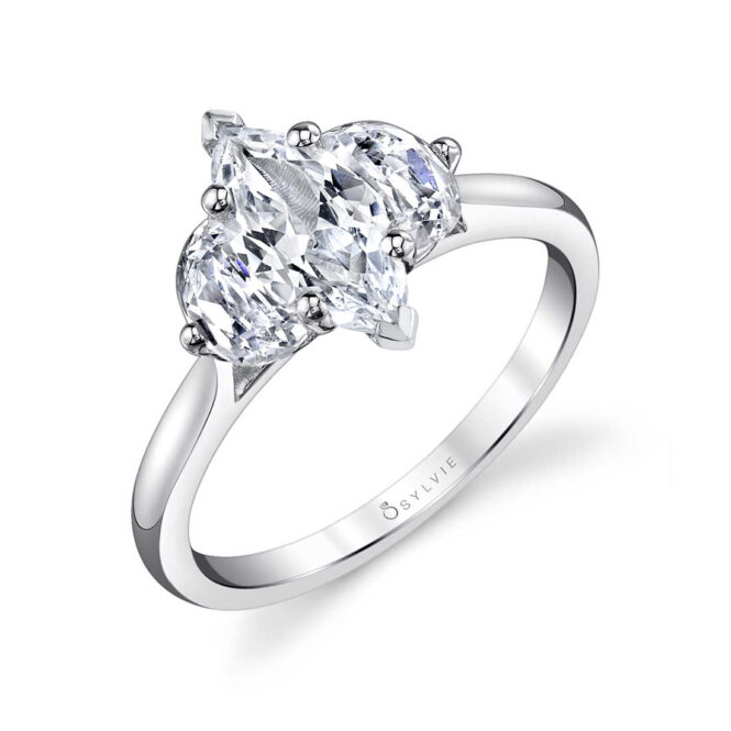 marquise-engagement-ring-sylvie-S3005-MQ
