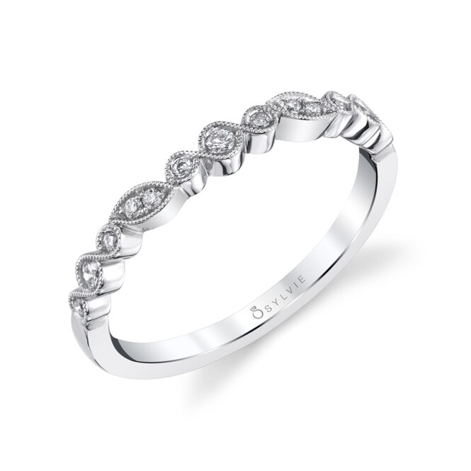 Stackable Wedding Band