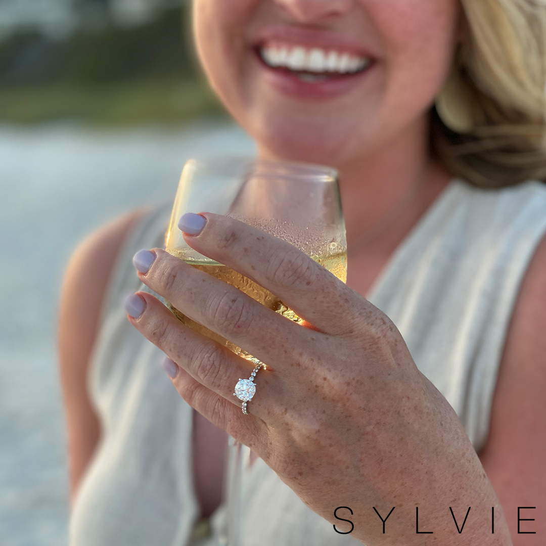 Sylvie Bride Lauren L Ring